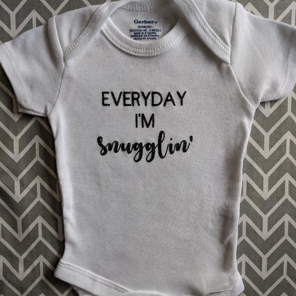 81934c601d1ea Newborn Baby Clothing - Baby Onesie - Baby Shower